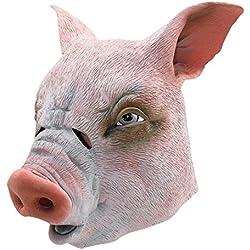 Masque de Déguisement - Cochon