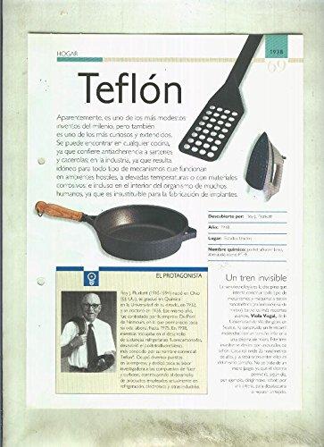 teflon-son-4-paginas-y