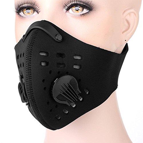 Tbest Mascara Antipolvo a Prueba de Polvo