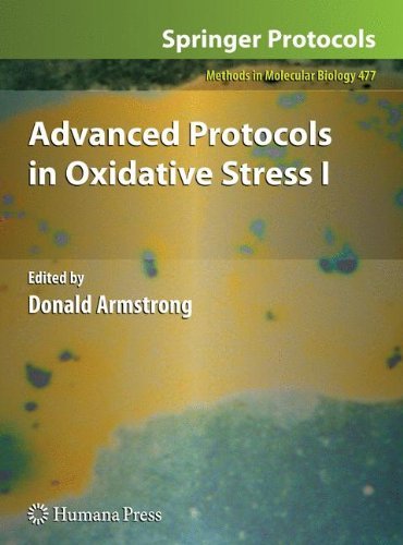Advanced Research Membran (Advanced Protocols in Oxidative Stress I (Methods in Molecular Biology, Band 477))