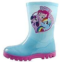 My Little Pony Girls Rubber Wellington Boots
