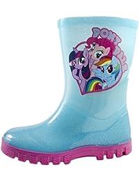My Little Pony - Botas de agua de trabajo chica