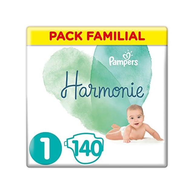 Pampers Aqua Harmonie Lingettes Pour Bébé 3 Paquets Soit 144