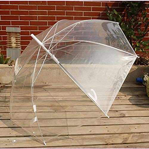Paraguas luz LED. Paraguas flash mango largo creativo