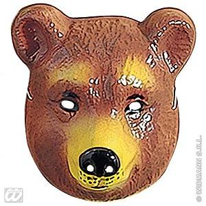 WIDMANN Oso de máscaras de animales para niños