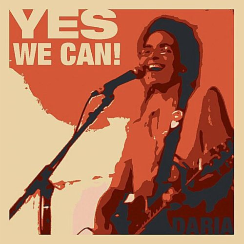 Yes we can by daria on amazon music for Bett yes we can