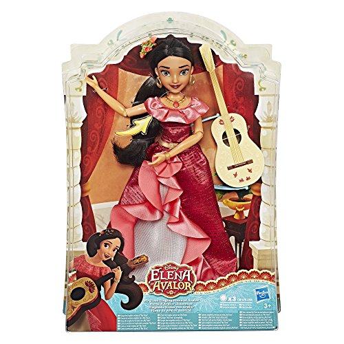 Hasbro Disney Elena von Avalor B7912EW0 - singende Elena, Puppe (Kostüm Für Barbie Puppen)