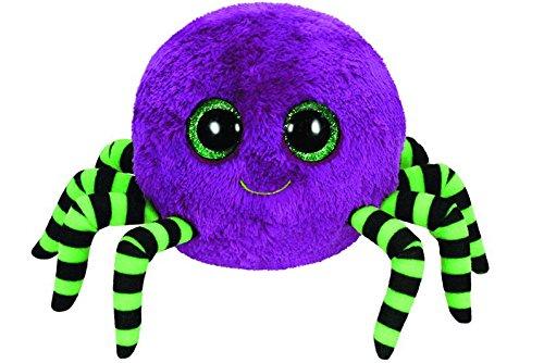 n Spinne lila-grün ()
