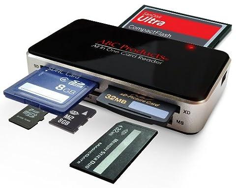 ABC Products® All in One USB lecteur de carte mémoire