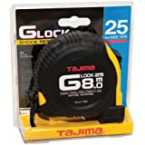 Tajima G5P80MY Mètre à ruban antichoc 8 m x 25 mm
