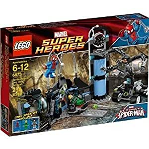 LEGO Marvel Super Heroes Spiderman Doc Ock Ambush 6873