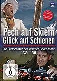 Pech auf Skiern, Glück auf Schienen - Die Filmschätze des Walther Bever-Mohr
