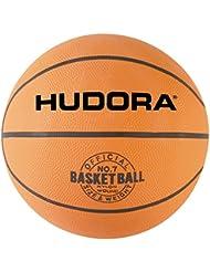 HUDORA Basketball Outdoor, Gr. 7, orange