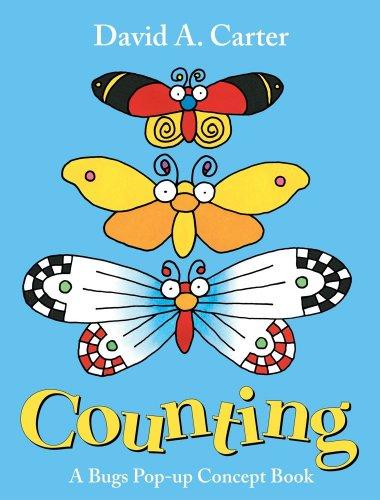 Counting (Bugs Pop-Up Concept Books) por David A Carter