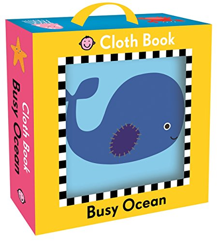 Busy Ocean Cloth Book (My First Priddy) por Roger Priddy