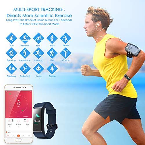 Zoom IMG-2 latec orologio fitness tracker smartwatch
