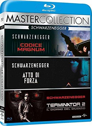 Arnold Schwarzenegger Trilogia (3 Blu-Ray)  [Italia] [Blu-ray] 51PYklVTM0L