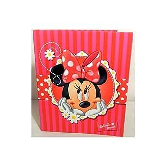 Lm-distribution - Classeur A 4 Minnie Mouse - Disney .