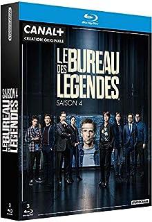 Le Bureau des légendes - Saison 4 [Blu-ray] [Import italien] (B07GJJKWBV)   Amazon Products