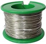 AERZETIX: Filo di saldatura saldare per elettronica 0.5mm 100gr Sn99,3Cu0,7 Flusso No Clean C13719