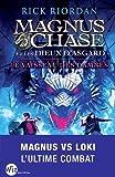 Magnus Chase et les dieux d'Asgard - Le vaisseau des damnés
