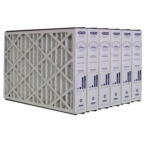 Trion Air Bear 259112-101(6Pack) Pleated Furnace Air Filter 16x 25x 3Merv 11by Air Bear -