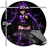 Kick Ass 2 Hit Girl Chloe Moretz B Tapis De Souris Ronde Round Mousepad PC