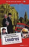 vignette de 'Le journal de Nicolas Dorthiez à Londres (Xavier Mauméjean)'