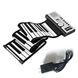Best Pianos digitales - Heraihe 61 Teclas Teclado Electrónico de Piano Silicio Review