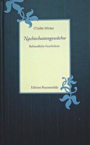 Buchseite und Rezensionen zu 'Nachtschatten: Befremdliche Geschichten' von C'rysta Winter