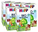 Hipp Bio Kindermilch - ab dem 12. Monat, 5er Pack (5 x 800g)