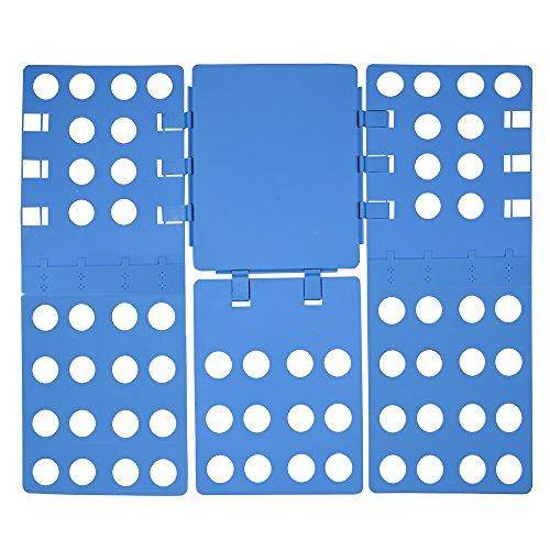 DobladordeRopa- Tabla para Doblar la Ropa - Placa Ayuda para Plegar la Ropa 57 * 68 cm