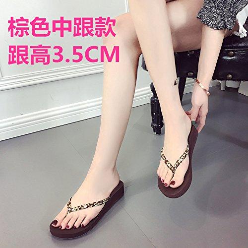 aced0721 Lgk & Fa Parejas Flip Flop Fondo Plano Simples Estudiantes De Moda Usan  Sandalias Zapatillas Coreanas. Zapatos de mujer; Tipo: calzado ...