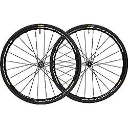 Mavic Ksyrium Disc 18-700 x 25c Disco 6-Agujeros 12mm Negro 2018