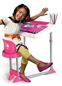 Faro - Mesa de Juego Exterior Barbie (Globalgifts SR8120) Importado