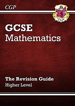 Gcse Maths Revision Guide Higher A G Resits Ebook