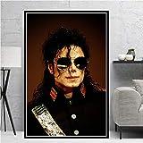 jiushice Rahmenlose Music Legend Star Poster Öl ng Drucke Wandkunst Bilder Für Wohnzimmer Dekoration 1 60x90 cm