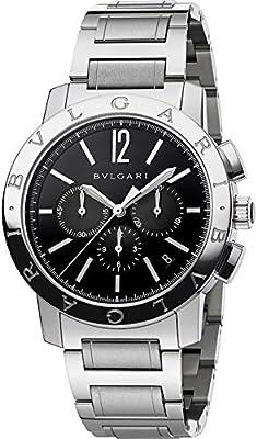 Bvlgari Bulgari Reloj de hombre automático 41mm 102045 BB41BSSDCH