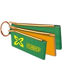 Munich Colors Estuches, 23 cm, 1 Litro, Verde
