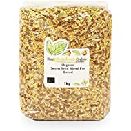 Buy Whole Foods Organic Seven Seed Blend for Bread, 1 Kg