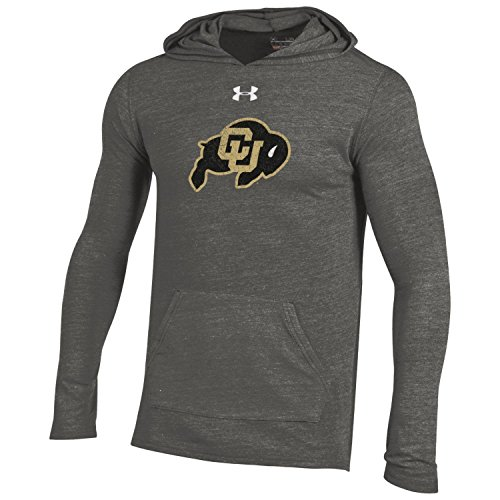 Under Armour Men's NCAA Long Sleeve Tri-Blend Hooded Tee