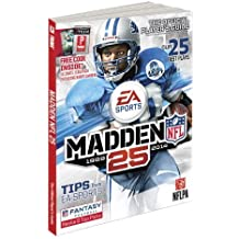 Madden NFL 25: Prima Official Game Guide by Gamer Media Inc (2013-08-27)