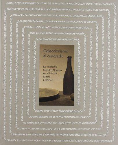 Coleccionismo al cuadrado : la colección Leandro Navarro en el Museo Lázaro Galdiano