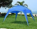 ZXCVBW 2019 Nuovo Stile di Alta qualità Super Size 300 * 300 * 215CM 5-8 Persone Tenda da Sole Tenda da Sole