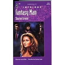 Fantasy Man (Harlequin Intrigue)
