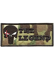 American Sniper The Legend Multicam Navy Seals DEVGRU Cordura Morale Hook-and-Loop Patch