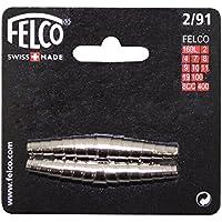 Felco 2/91 Jeu de 2 ressorts de rechange Pour sécateur Felco 2/4/7/8/9/10/11 (Import Allemagne)