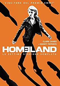 Homeland - Stagione 7  (4 DVD)