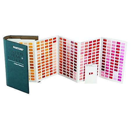 PANTONE FHIC200 Fashion & Home Cotton Passport [in tragbarem Ordner]