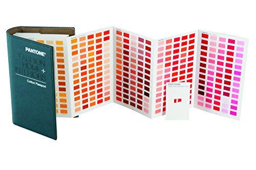 PANTONE FHIC200 Fashion, Home et Interiors Cotton Passport par  Pantone
